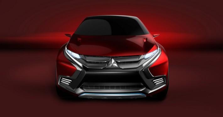 El Concept XR-PHEV II, la apuesta de Mitsubishi para Ginebra 2015
