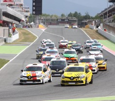 Renault Clio Cup España 2014