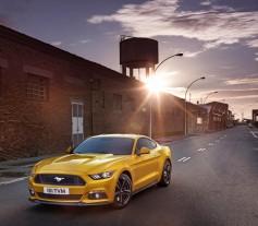 Reservas del Nuevo Ford Mustang 2015 en España