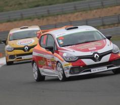 Clio Cup España de Circuitos 2014