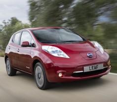Los españoles los que más recorren kilómetros con el Nissan Leaf