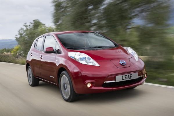 Los españoles los que más kilómetros recorren con el Nissan Leaf