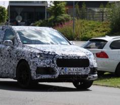 Pillado el nuevo Audi Q7 2015