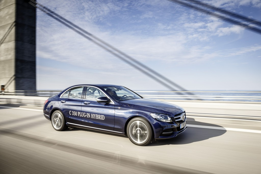Mercedes-Benz C 350 PLUG IN HYBRID (W 205) 2014