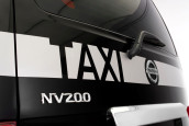 Nissan NV200 Taxi Londres 2014