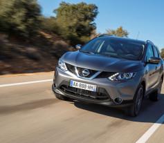 Nuevo Nissan Qashqai 5 estrellas EuroNCAP