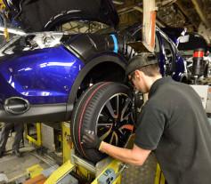 Nuevo Nissan Qashqai entra en producción