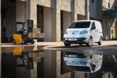 La Nissan E-NV200 100% eléctrica: precio competitivo + bajos costes de utilización