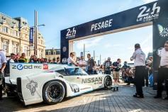 """Nissan preparada para """"Le Mans"""""""