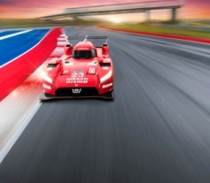 Nissan prototipo para Le Mans