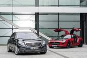 Mercedes-Benz en el Salón de Ginebra 2014