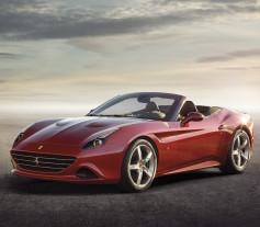 Ferrari California T - El Rey de Ginebra