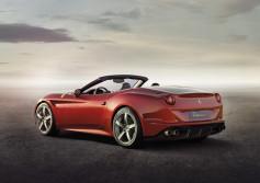 Ferrari California T - trasera