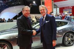 Ferrari en Ginebra 2014