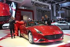 Ferrari California T en Ginebra 2014