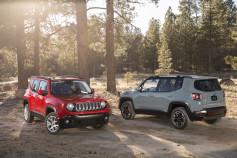 Nuevo Jeep Renegade, preparado para la aventura.