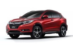 Honda presenta el nuevo HR-V el SUV compacto para Europa