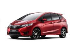 Debut del prototipo del nuevo Honda Jazz 2015 Europeo