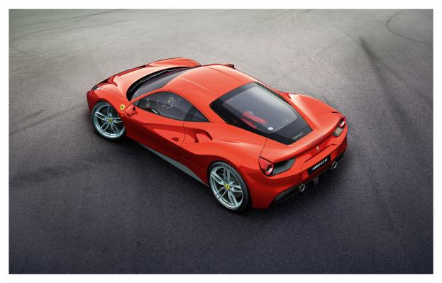 Debut de Ferrari con el 488 GTB en Marzo para el Salón de Ginebra