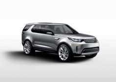 Land Rover desvela el innovador Discovery Vision Concept
