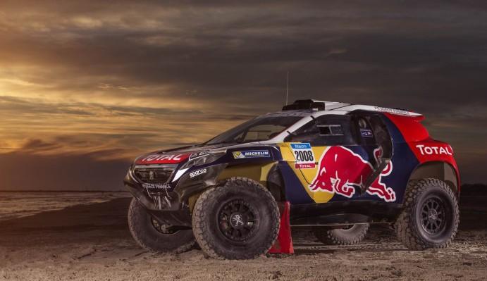 Peugeot presenta la versión final del Peugeot 2008 DKR