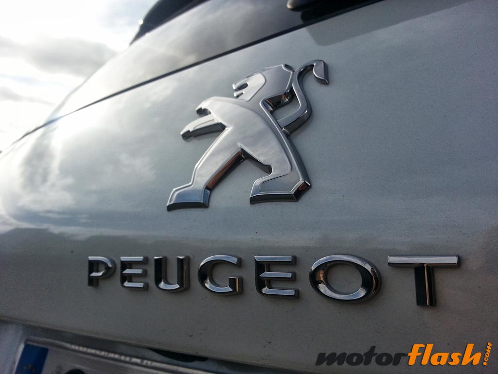 Peugeot 308 Allure 1.6 THP 155 - Porton trasero
