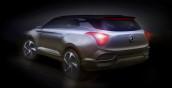 Más avances en Ginebra SsangYong presentará el híbrido XLV