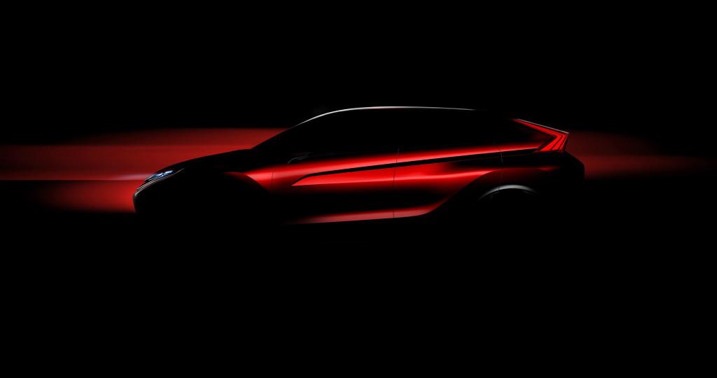 Mitsubishi Concept Car 2015 -Salón de Ginebra