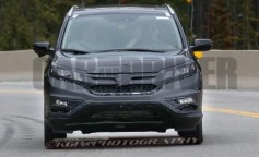 Preparando el Facelift para el Honda CRV 2015