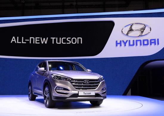¡Cuidado, llegó el nuevo Hyundai Tucson!