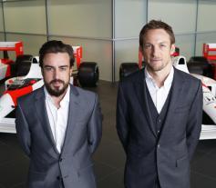 McLaren-Honda anuncia su equipo