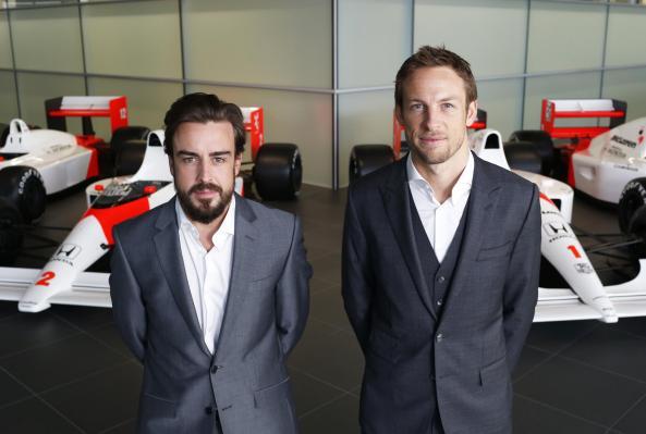 Mclaren-Honda se prepara para 2015