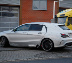 CLA45 Shooting Brake