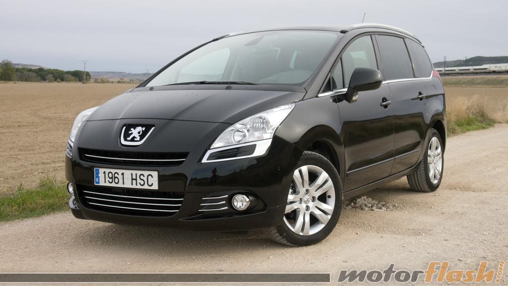 Peugeot 5008 1.6 HDI Allure 115cv