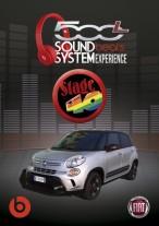 Fiat y 40 principales te invitan al stage 40 de Soraya