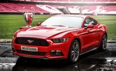 500 Mustang fueron reservados durante la final de la Champions League