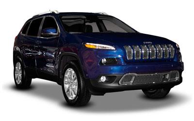 Configurar Jeep Cherokee 2014