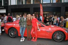 Maserati ayuda a recaudar fondos para África con el Cash & Rocket Tour