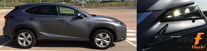 Artículo Lexus NX300 H Híbrido