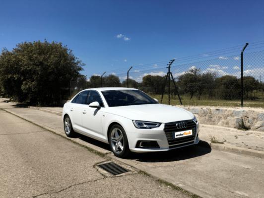 Audi A4 2015: Un referente tecnológico