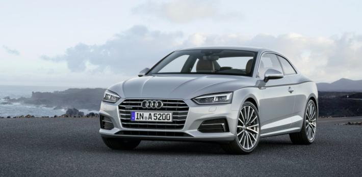 Nuevos Audi A5 Coupé y Audi S5 Coupé