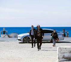 A7 Sportback en la película Toro