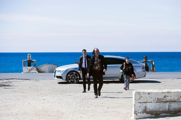 """El Audi A7 Sportback y """"Toro"""""""