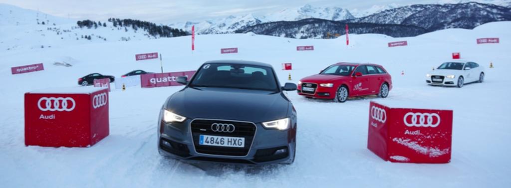 Audi Driving Experience Pruebas