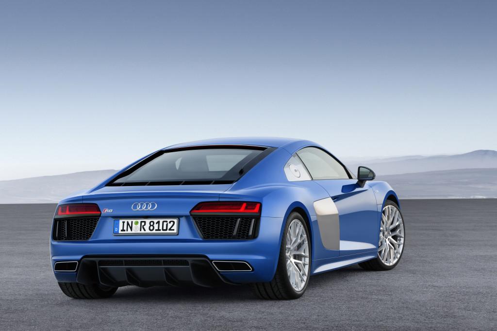 Nuevo Audi R8