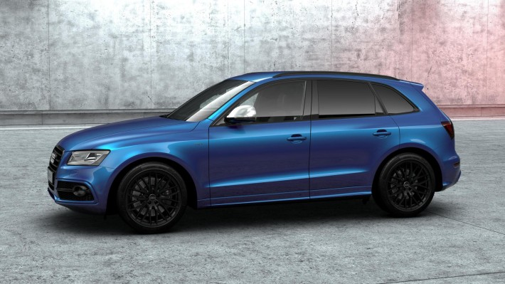 Audi SQ5 Competition