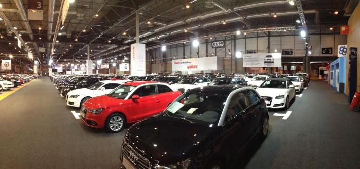 Audi Selection: plus en el salón de V.O del Ifema del 5 al 14 de Junio