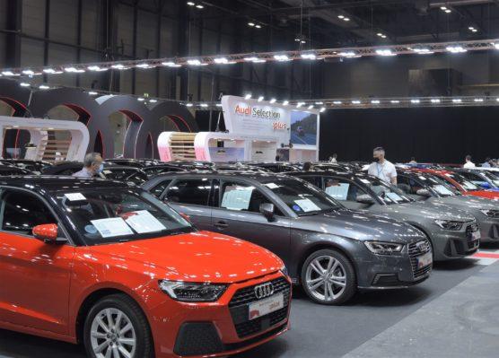 Audi Selection :plus llega al Salón del Vehículo de Ocasión en Madrid