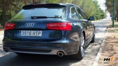 Prueba Audi A6 Avant - primeras impresiones