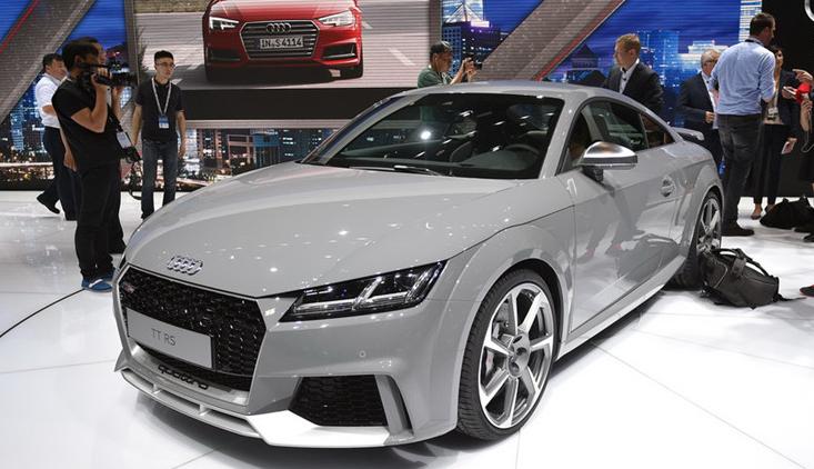 AutoChina 2016 - Audi TTRS